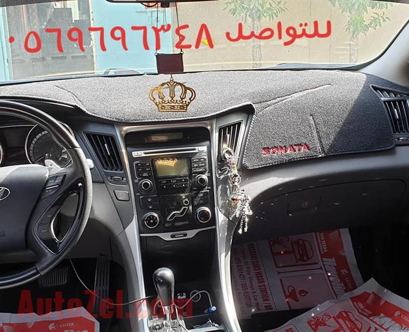 Hyundai Sonata 2011 GCC Panoramic Sunroof