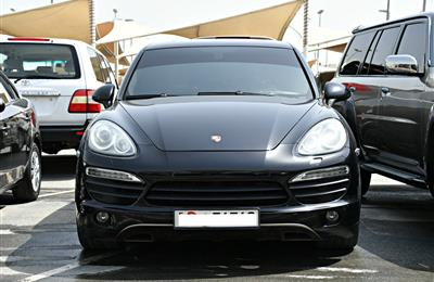 PORSCHE CAYENNE S MODEL 2012 - BLACK - 265,000 KM - V8 -...