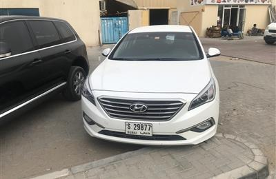 Hyundai Sonata 2016 Single Owner Excellent Condition