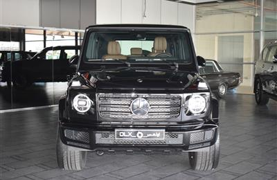 BRAND NEW MERCEDES-BENZ G500, V8- 2019- BLACK- ZERO KM-...