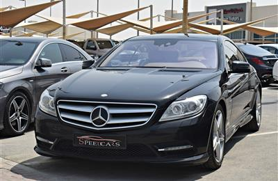 MERCEDES BENZ CL500 MODEL 2011 - BLACK - 92,000 KM - V8 -...