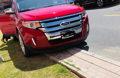 Immaculate condition ford edge limited edition 2012