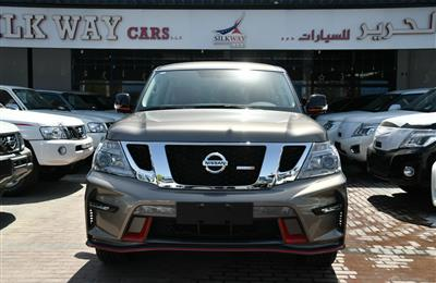 BRAND NEW NISSAN PATROL XE, NISMO KIT- 2019- BROWN/GREY-...