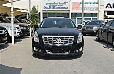 CADILLAC XTS4 MODEL 2014 - BLUE - V6 - GCC
