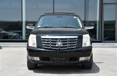 CADILLAC ESCALADE EXT- 2007- BLACK- 160 000 MILES-...