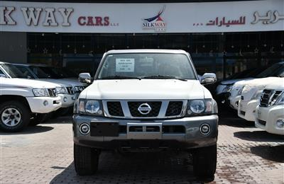 BRAND NEW NISSAN PATROL SUPER SAFARI V6- 2 DOOR- 2019- GCC...
