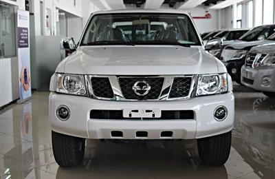 NISSAN PATROL SAFARI VTC MODEL 2019 - WHITE -V6 - ZERO KM...