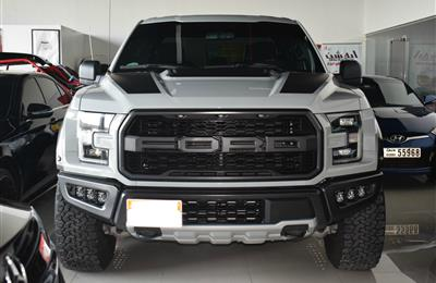 FORD RAPTOR F150 MODEL 2017 - SILVER - 65,000 KM - V8 -...