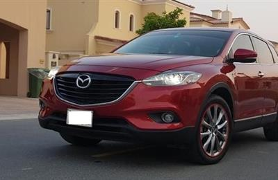 MAZDA CX-9 - 2016 MODEL- WITH WARRANTY UNTIL SEPT 2020 0R...