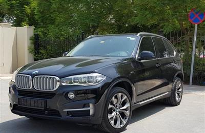 BMW X5 V8 5.0 Xdrive- 2014- WITH FULL SERVICE HISTORY FROM...