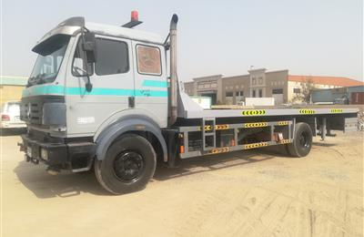 heavy recovery for sell modal 1999 Mercedes