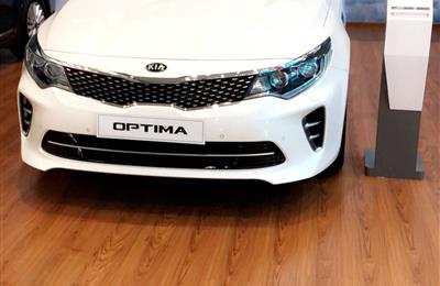 Kia Optima , car for sale , 26 km , Made in 2017 , full...