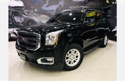 GMC Yukon SLE - 2017 - GCC - UNDER WARRANTY ( 2,200 AED...