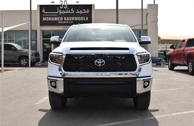 TOYOTA TUNDRA TRD LIMITED- 2019- WHITE- 4 000 MILES-...