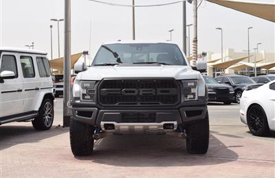 FORD RAPTOR MODEL 2017 - SILVER - 11,000  MILEAGE - V6 -...