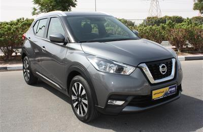 NISSAN KICKS SV 2018 GCC