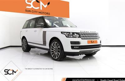 RANGE ROVER VOGUE 5.0 SE-SUPERCHARGED