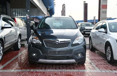 OPEL MOKKA TURBO- 2016- GREY- 33 000 KM- GCC