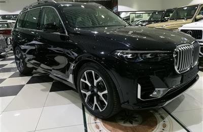 For export BMW X7 V6 3.0 0km 2019