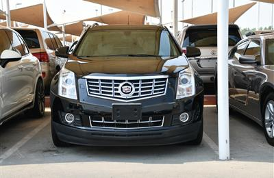 CADILLAC SRX 3.6  MODEL 2016 - BLACK - 60,000 KM - V6 -...