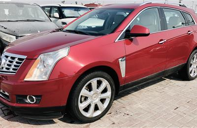 Cadillac SRX4 2014 very good condition warranty from aaa...