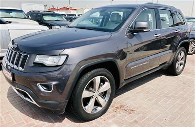 Grand Cherokee 2015 very good condition warranty from aaa...