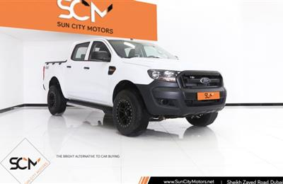 FORD RANGER BASE DIESEL DC 4X4 HIGH