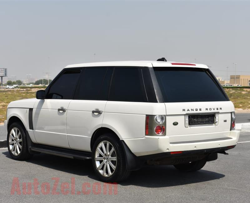 RangRover-Vouge-2008 Amazing Condition