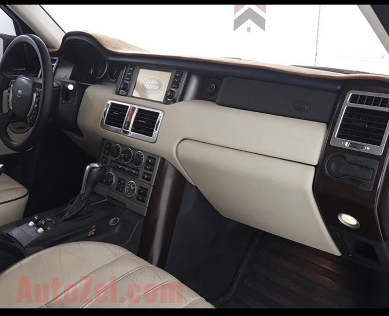 Land Rover Range Rover HSE - AED 25,000
