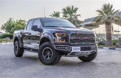 Ford f150 rapter