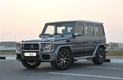 Mercedes G55 -2008 Single Owner Great Condition