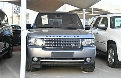RANGE ROVER VOGUE SUPERCHARGED MODEL 2011 - 136,000 KM -...