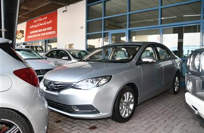 BRAND NEW MG- 2019- SILVER- GCC SPECS 4 CYLINDER