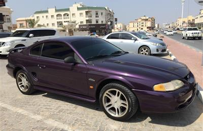 Ford mustang gt 1997 v8