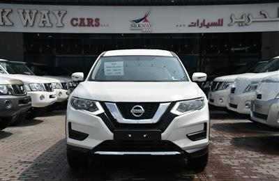 BRAND NEW NISSAN XTRAIL 2.5s 2X4- 5 SEATER- 2020- WHITE-...