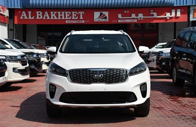 BRAND NEW KIA SORENTO- 2020- FOR EXPORT