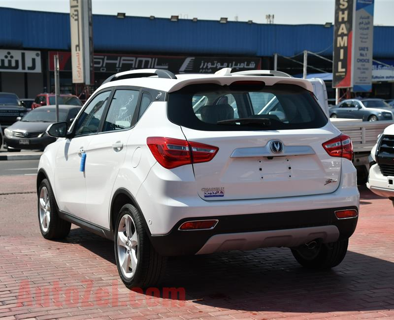 BRAND NEW CHANGAN CS35- 2020- WHITE- 4 CYLINDER- FOR EXPORT