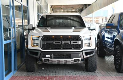 FORD RAPTOR- 2018- 59 000 KM- GCC SPECS- FULL OPTION- 5YRS...