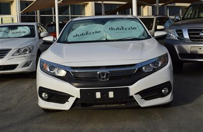 Used Honda Civic Cars For Sale In Uae Dubai Abu Dhabi