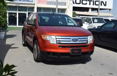 FORD EDGE- 2007- ORANGE- 261 000 KM- CALL FOR THE PRICE