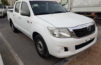 Toyota Hilux..2013 Automatic gear
