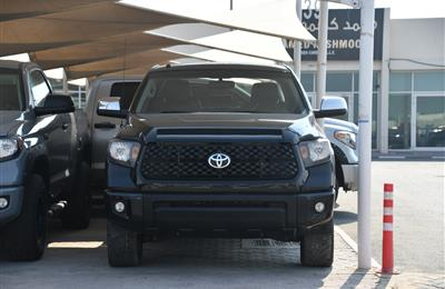 TOYOTA TUNDRA LIMITED- 2016- BLACK- 81 000 MILES- AMERICAN...
