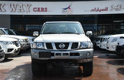 BRAND NEW NISSAN SUPER SAFARI- 2020- WHITE- GCC SPECS