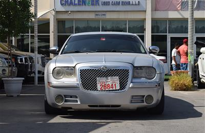 CHRYSLER 300- 2005- SILVER- 89 000 MILES- AMERICAN SPECS-...