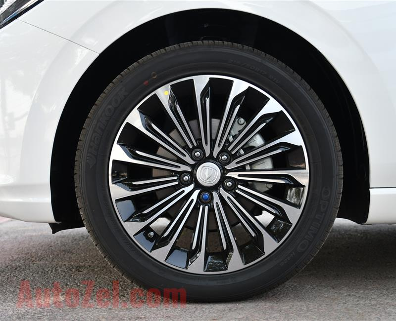CHANGAN EADO GDI- 2020- WHITE- CHINA SPECS- WITH SUNROOF- CALL FOR THE PRICE