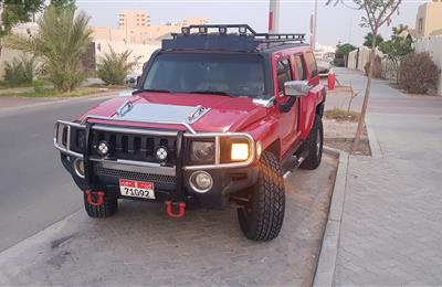 hummer h3 Model 2007 excellent inside and out engine...