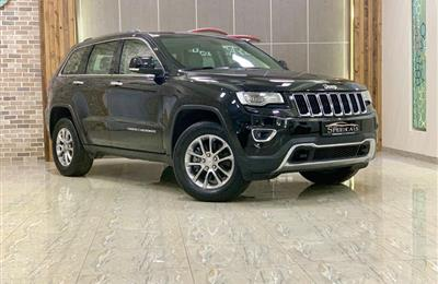 JEEP GRAND CHEROKEE / 2015 / BLACK/ GCC