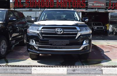 BRAND NEW TOYOTA LAND CRUISER GXR- 2020- BLACK- CALL FOR...