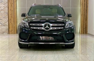 MERCEDES BENZ GLS 500/2018/BLACK /GCC/ AED 249000 ONLY!!!/...