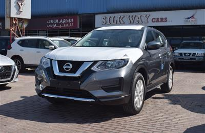BRAND NEW NISSAN XTRAIL S 2.5 2X4- 5 SEATER- BASIC OPTION-...